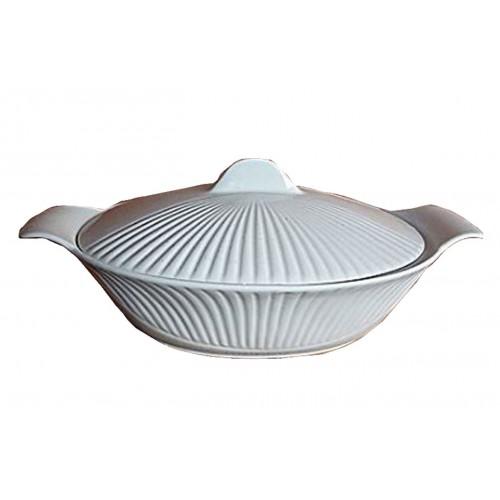 Soupière Ovale En Porcelaine