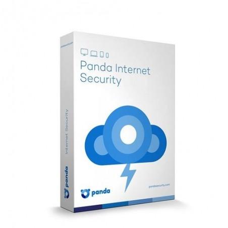 Panda Internet Security - 2PC - 12 Mois - Bleu