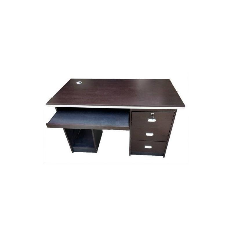Table De Bureau HF780 - Marron