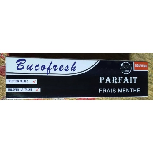 LOT DE 3 Pâtes Dentifrices - Multicolore