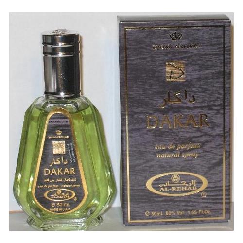 Parfum vaporisateur DAKAR