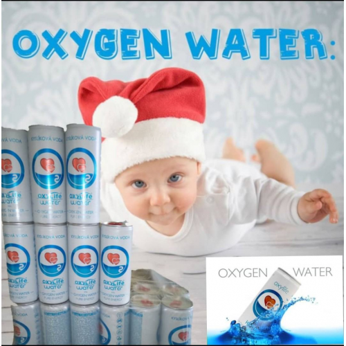 OXYGÈNE EAU