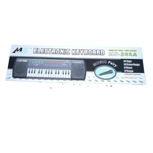 Piano Avec Microphone