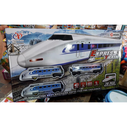Jeu De Construction EXPRESS TRAIN