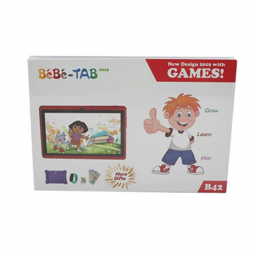 tablette éducative bébé-tab b42 multicolore