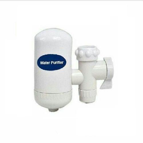 Filtre A Eau Purificateur De Robinet Rechargeable - Blanc