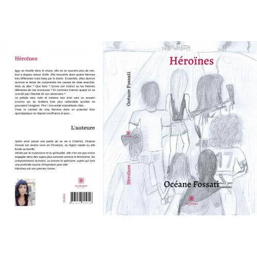 """Héroïnes €"""" Livre numérique"""