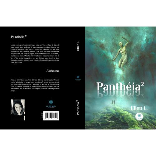 """Panthéia 2 €"""" Livre numérique"""