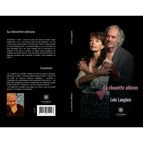 """La chouette albinos €""""..."""