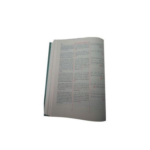 Essai De Traduction Du Coran- Arabe / Français - Vert