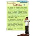 Comment Faire La Prière : Pour Enfants (garçons) (Français)