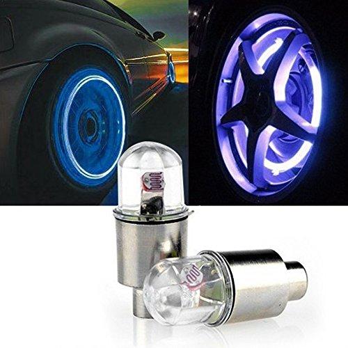 Bouchons de valve LED lumineux