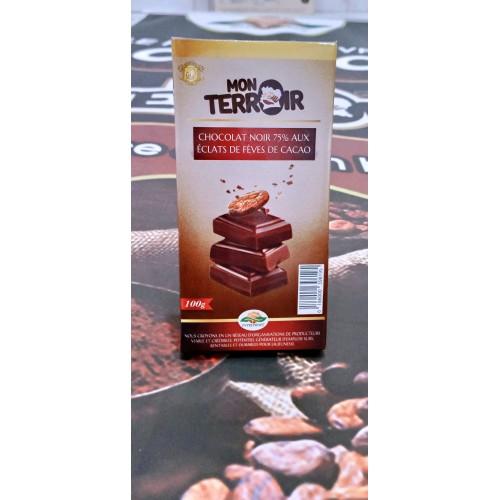 Chocolat Noir 75% aux...