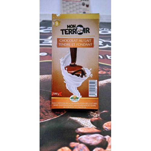 Chocolat au lait Tendre et...