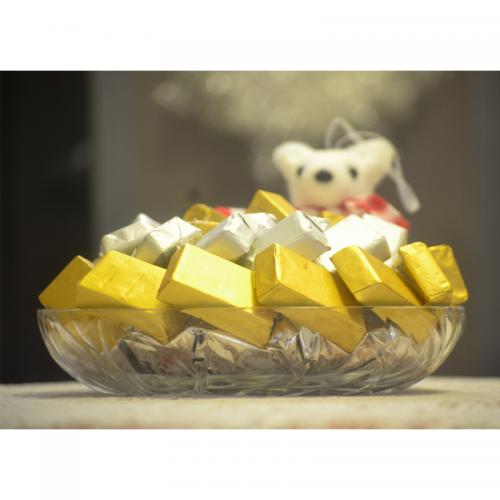 Un Noël doré et argenté