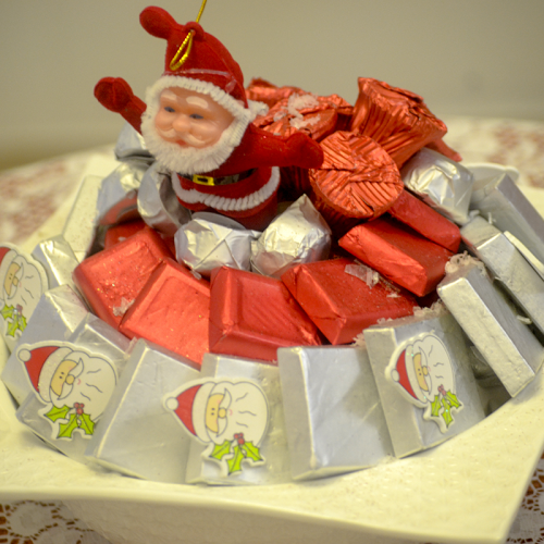 L'assiette Joyeux Noël !