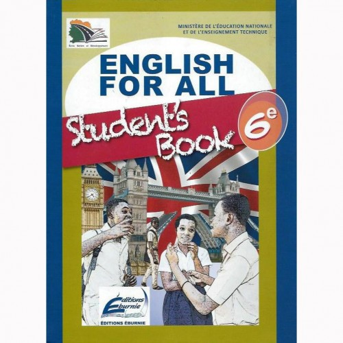 English For All - 6eme