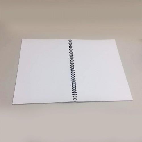 Cahier de recherche 100 pages