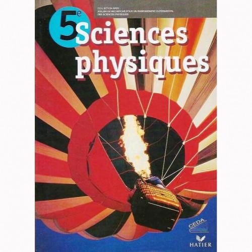 Sciences Physiques (Arex)-5eme