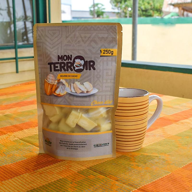 Beurre de cacao - 250 g