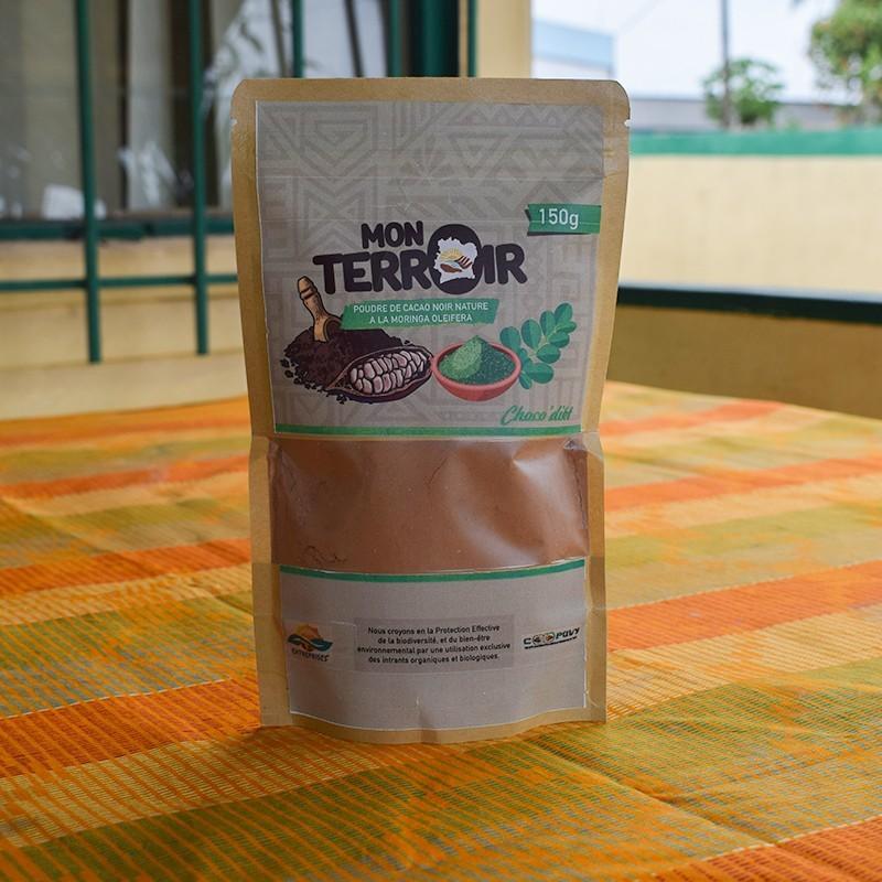 Poudre de cacao - Moringa 150g