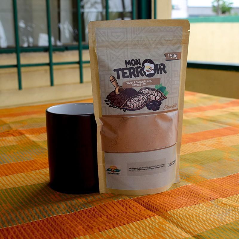 Poudre de cacao - Noir 150 g