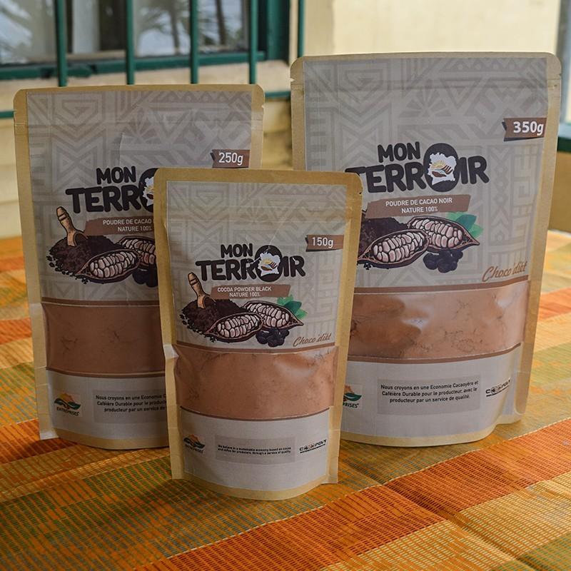 Poudre de cacao - Noir 250 g