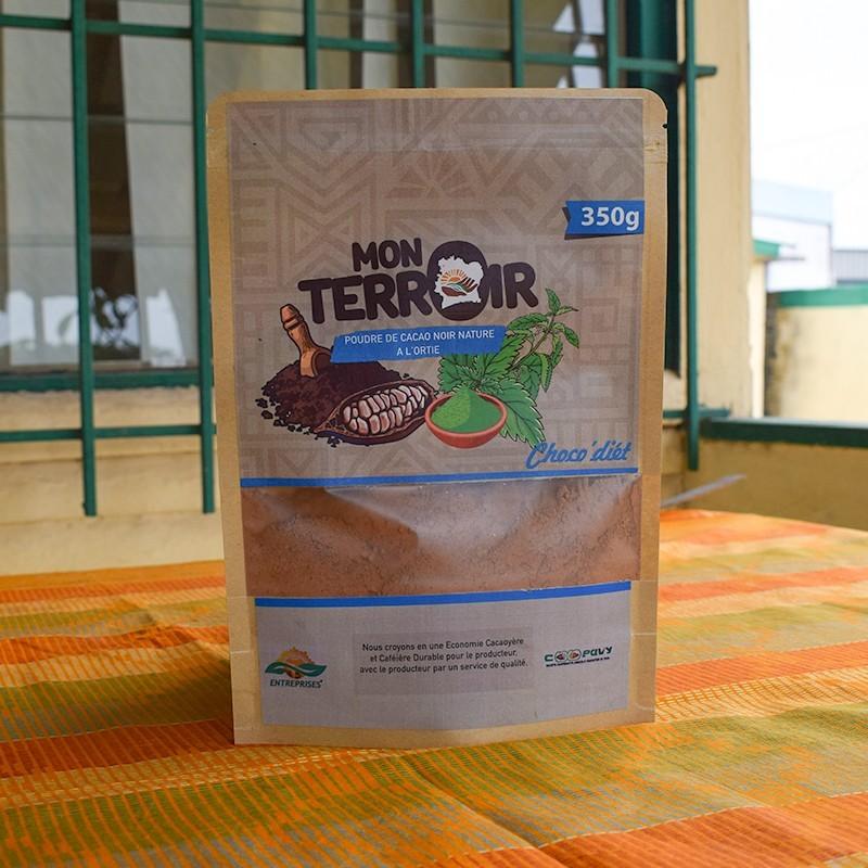 Poudre de cacao - Ortie 350 g