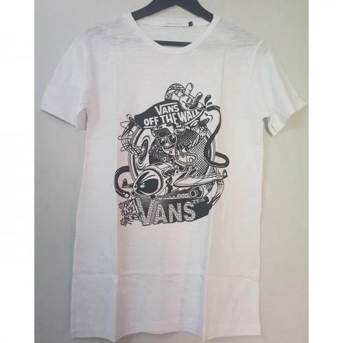 Tshirt VANS - Blanc
