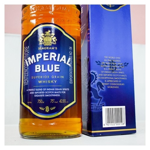   IMPERIAL BLUE