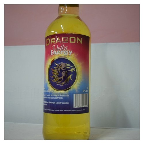 Dragon vodka