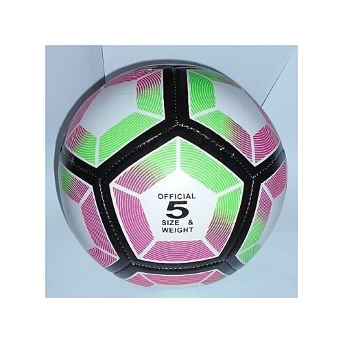 Ballon De Foot T5 - Multicolore