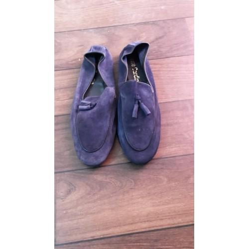 Chaussure tod's bleu